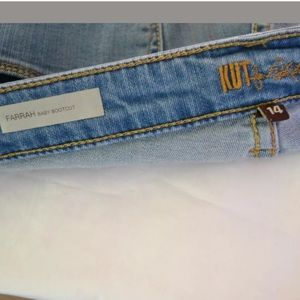 Kut from the Kloth Jeans - KUT from the Kloth FARRAH Bootcut Jeans Size 14